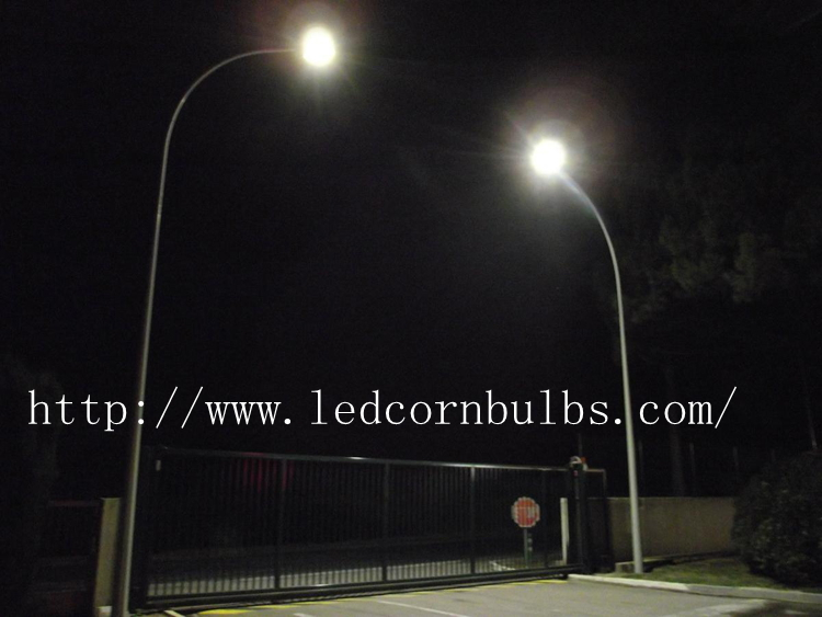 LED Street Light E40 Base Used To Replacement 250W HPS In Cobra Head Casing S